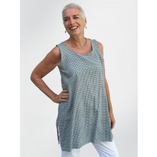 Organic Cotton  Sleeveless Top
