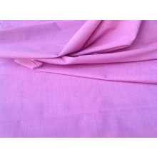 Organic Cotton Two Tone Fabric- Pink & Purple