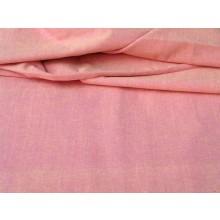 Organic Cotton Two Tone Fabric - Peachie