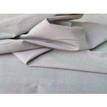 Organic Cotton Two Tone Fabric - Purple  & Green