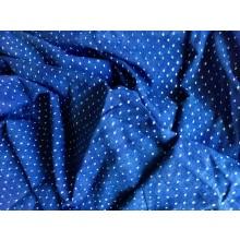 Organic Cotton Spotted Fabric