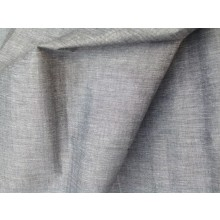 Organic Cotton Two Tone Fabric - Shades of Grey