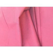 Organic Cotton Two Tone Fabric - Pink Shadow
