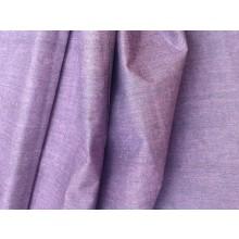 Organic Cotton Two Tone Fabric - Violets
