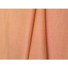 Organic Cotton Fabric - Pale Burnt Orange
