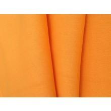 Organic Cotton Fabric - Orange