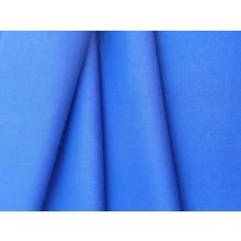 Organic Cotton Fabric - Blue
