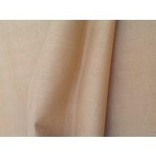 Organic Cotton Fabric - Beige