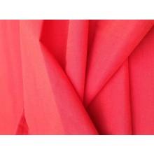 Organic Cotton Fabric - Strawberry Pink