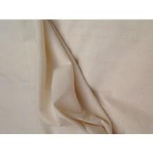 Organic Cotton Fabric - Ecru