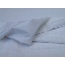 Organic Cotton Fabric - White